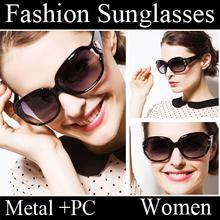 cavaliere scudo telaio di grandi dimensioni occhiali da sole moda donna zl016