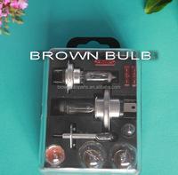 h4 car emergency kit, h4 kit, auto halogen bulbs
