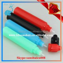 PE Eliquid Plastic Unicorn 30ml Plastic Dropper Bottle ,ELiquid Bottles Pen Shape Long Stand 30/15ml Plastic Dropper Bottle