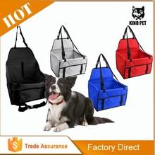 Waterproof Dog Car Seat, Dog Car Seat Cover, Dog Booster Seat