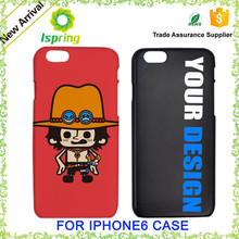 2015 Hot selling custom mobile phone hard case for iphone 5 6