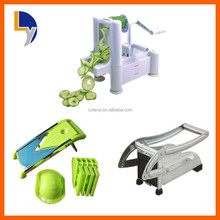 new products made in alibaba china supplier top quality manual spiral vegetable and fruit slicer