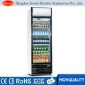 vertical refrigerador de bebidas fabricante de la pantalla