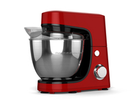 Plastic gear system 600W 6 speed stand mixer