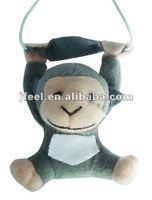 Funky Monkey Car Air Freshener,Auto Hanging Perfume