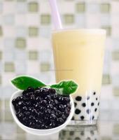 Popping Boba Milk Tea