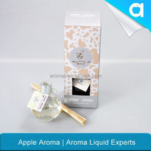 best relax aroma therapy spa diffuser/home humidifier diffuser set/ fragrance oil in glass bottlle for aroma gift