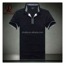 new design polo t shirt 2014 popular embroidered