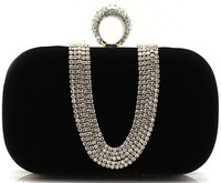 luxury crystal beaded evening bags, new 2013!