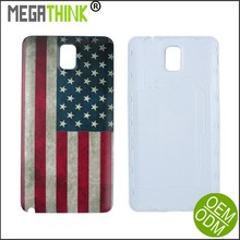 Customized Replacement Battery Door Back Housing Cover for Samsung Galaxy Note 3 US Flag Pattern
