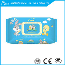 Sterile wipes wet wipes face cleansing wet wipes