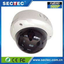 New products HD Fisheye IP Panoramic mini dome 1.3 megapixels 360 degree rotation cctv cameras FCC,CE,ROHS Certification