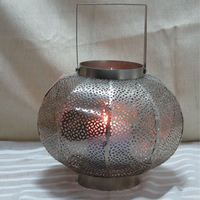 Custom Tag Attractive Screw In Candle Holder