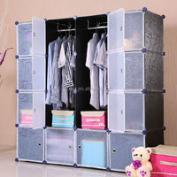wholesale folding modern bedroom wardrobes designs for clothes