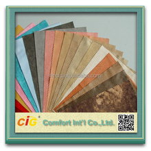 Newest Designs Wall and Decoration of pvc leather shiny surface