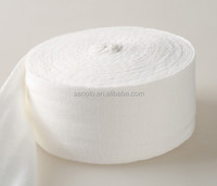 Medical Stretch Elastic Pure Cotton Tubular Bandage With ISO CE FDA