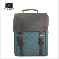 Wholesale custom leather, canvas sport backpack/ backpack bag/ school backpack