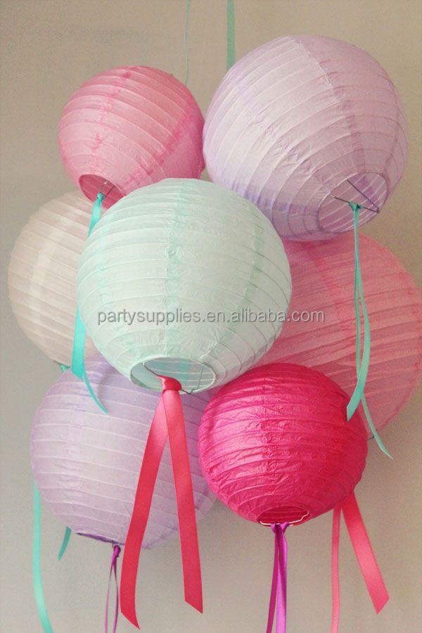 Pretty Decorative Paper Pretty in Pink Round Paper