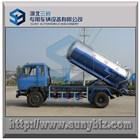 Dongfeng 6 CBM vácuo caminhão-tanque de esgoto SUCKING petroleiro