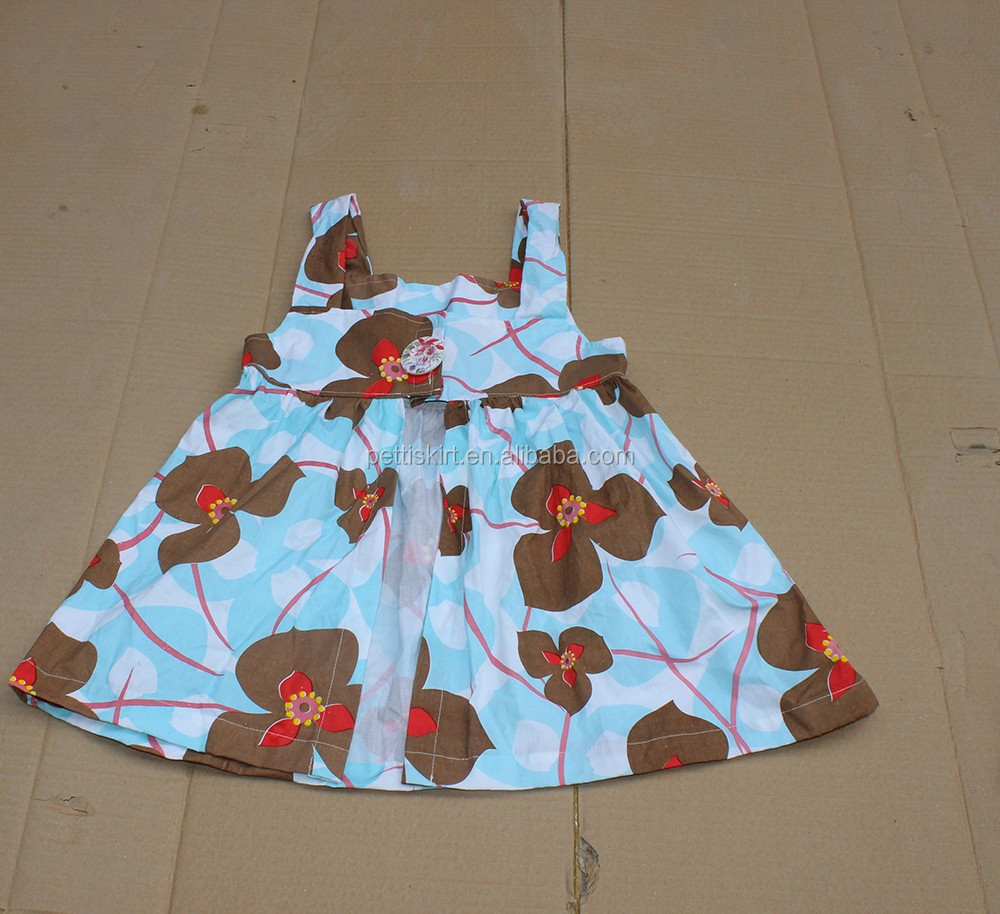 Cute peasant style frocks designs children girls boutique for Children s cotton dress fabric