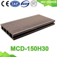 cheep hot sell waterproof wpc outdoor decking