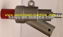 sand blasting gun for suction sandblasting cabinet