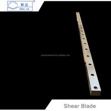 Anhui liyuan shearing blade with CNC