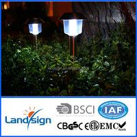 Solar stainless steel lights outdoor XLTD-300C led outdoor lighting fixture