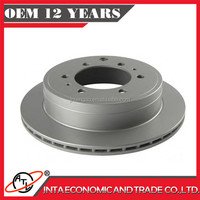High Quality hot-sale brake disc/OEM professional manufacturer for TOYOTAcar 42431-60180