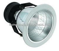 6 inch e27 recessed vertical round downlight CS609
