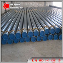 Hot expand seamless steel
