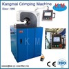 ComputerTouch /side open hydraulic hose crimping machine KM-83A for hydraulic hose /pipe steel/specail for non-standard pipe