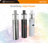 Kamry x6 plus mech mod fit 18650 vapor batteries new ego e-cigarette