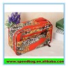 Funny makeup travel cosmetic bag makeup bag