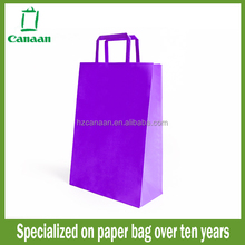 Fashion export gift bag paper craft bag