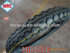 specials durable pattern 2.50-17 duro motorcycle tube and tyre