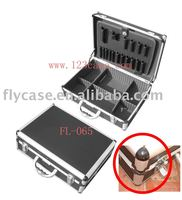 2014 style fashion aluminum tool case ,aluminum storege case ,instrument case with aluminum frame and handle