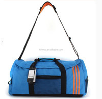 High Volume Waterproof Ball Sport bag for Men with Separated Shoe Compartment