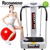 180 SPEED Vibration Machine Crazy Fit Massage Manual