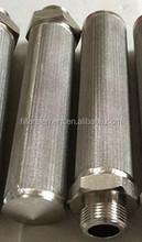cnc machine Five layer standard sintered mesh filter