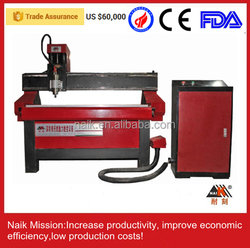 computer controlled wood carving machine small cnc wood cutting machine with cabinet