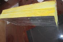 wire netting glass wool insulation board
