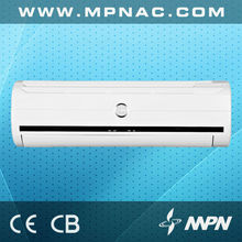 1.5ton 230v 60hz R22 T1 cooling and heating made in china air conditioner