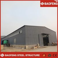 fast installed multiple connections warehouse rent in qingdao