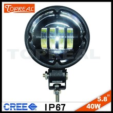 High performance vehicles super bright tractor work light led 40W