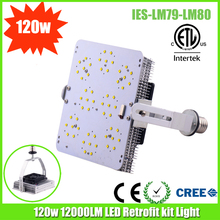 Fartory price e40 150w led can conversion kit 65 for warehouse and workshop