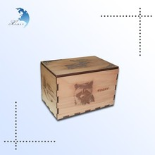 Latest wooden box for food / Popular food wooden packaging boxes
