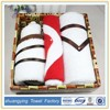 China factory sale directly new design 100% cotton gift boxes for towels