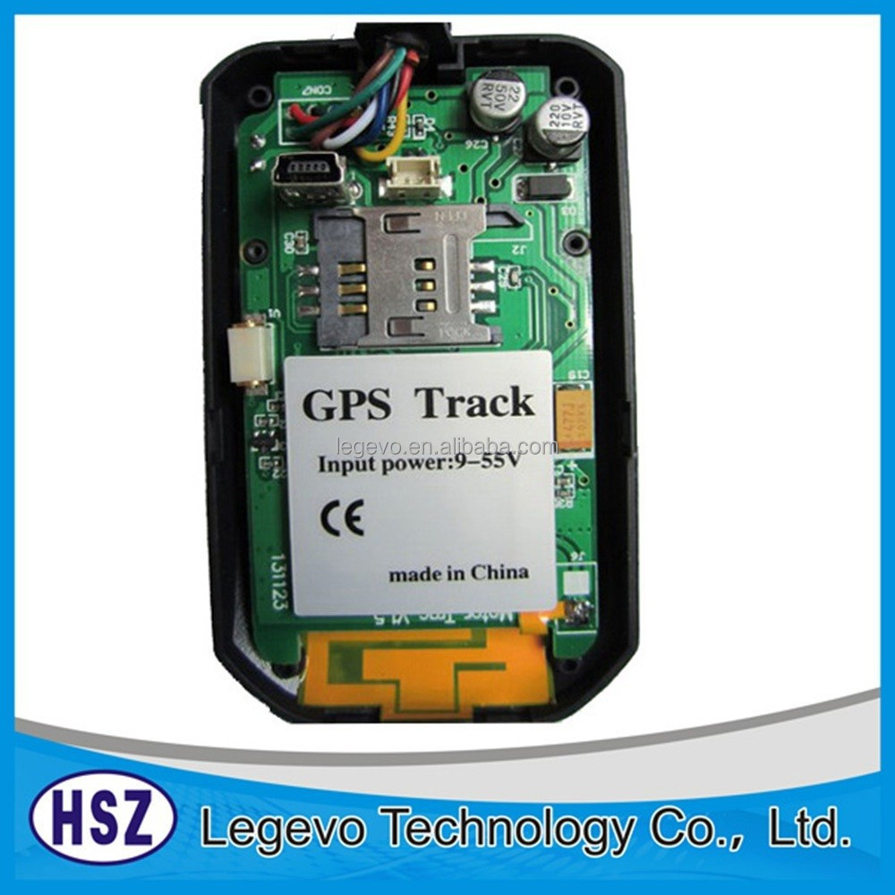 Index on smallest gps tracking device chip