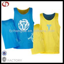 Lastest Custom Basketball Jerseys Reversible Designed